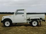 Pictures of Suzuki SJ 410 Pick-Up 1982–85