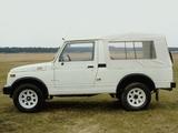 Suzuki SJ 410 Long 1982–85 photos