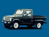 Suzuki SJ 410 Pick-Up 1982–85 wallpapers
