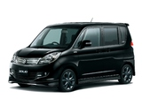 Photos of Suzuki Solio Black & White II (MA15S) 2012