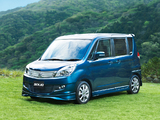 Pictures of Suzuki Solio S (MA15S) 2011