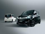 Suzuki Solio Black & White II (MA15S) 2012 images