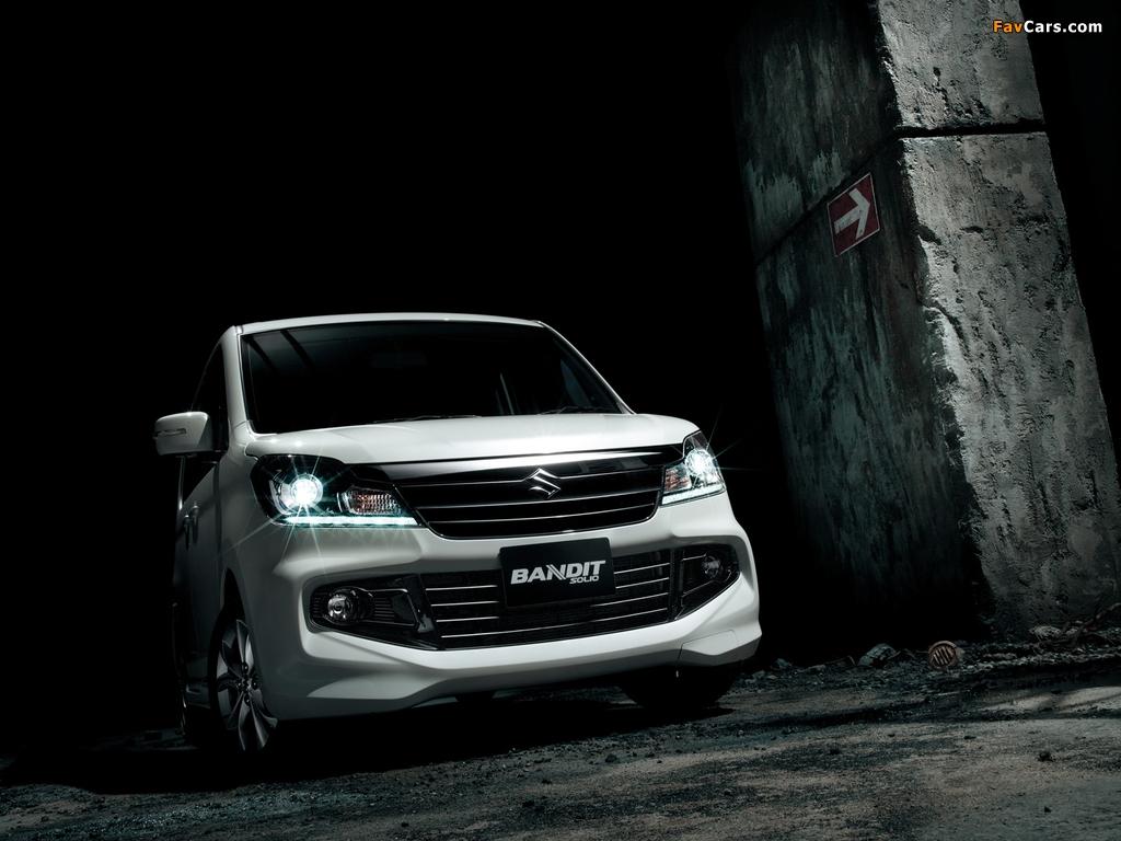 Suzuki Solio Bandit (MA15S) 2012 photos (1024 x 768)