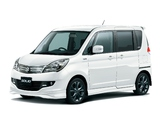 Suzuki Solio Black & White II (MA15S) 2012 wallpapers