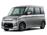 Photos of Suzuki Spacia Custom 2013