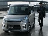 Suzuki Spacia Custom 2013 images