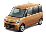 Suzuki Spacia 2013 pictures
