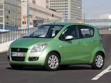 Images of Suzuki Splash 2008