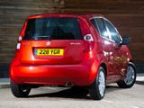 Images of Suzuki Splash UK-spec 2008–12