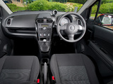 Images of Suzuki Splash UK-spec 2012