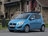 Images of Suzuki Splash 2012