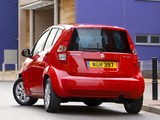Pictures of Suzuki Splash UK-spec 2008