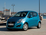 Pictures of Suzuki Splash 2012