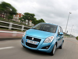 Pictures of Suzuki Splash 2012