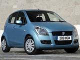 Suzuki Splash UK-spec 2008–12 images