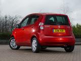 Suzuki Splash UK-spec 2008–12 photos