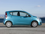 Suzuki Splash 2008–12 pictures