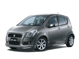 Suzuki Splash Limited JP-spec (XB32S) 2010 photos