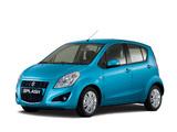 Suzuki Splash 2012 images