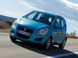 Suzuki Splash 2012 pictures