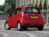 Suzuki Splash UK-spec 2008–12 wallpapers