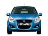 Suzuki Splash 2012 wallpapers
