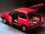 Images of Suzuki Swift 3-door 1984–86