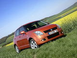 Images of Suzuki Swift 4x4 2004–10