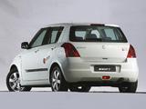 Images of Suzuki Swift 100th Anniversary 2009
