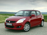 Images of Suzuki Swift 5-door 2010
