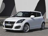 Images of Suzuki Swift Sport 2011