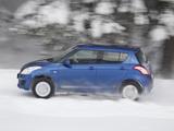 Images of Suzuki Swift 4x4 5-door 2011–13