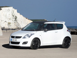 Images of Suzuki Swift Attitude 3-door 2012