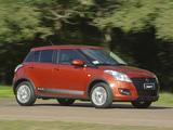 Images of Suzuki Swift Outdoor 2012–13