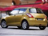 Images of Suzuki Swift 5-door 2013