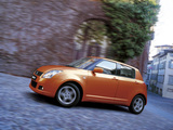 Photos of Suzuki Swift 5-door 2004–10
