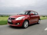 Photos of Suzuki Swift 5-door 2010
