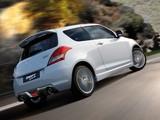 Photos of Suzuki Swift Sport 2011