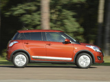 Photos of Suzuki Swift Outdoor 2012–13