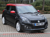 Photos of Suzuki Swift Sport SZ-R 2013