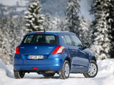 Pictures of Suzuki Swift 4x4 5-door 2011–13