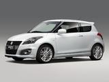 Pictures of Suzuki Swift Sport 2011