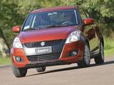 Pictures of Suzuki Swift Outdoor 2012–13
