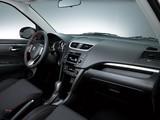 Pictures of Suzuki Swift Sport 5-door 2013