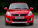 Pictures of Suzuki Swift 4x4 SZ4 2013