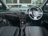 Pictures of Suzuki Swift SZ-L 5-door 2014