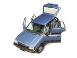 Suzuki Swift 5-door 1984–86 images