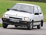Suzuki Swift 3-door 1984–86 images