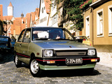 Suzuki Swift 3-door 1984–86 photos