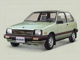 Suzuki Swift 3-door 1984–86 pictures
